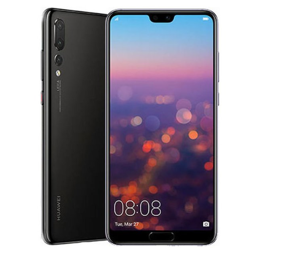 Huawei P20 vzhled