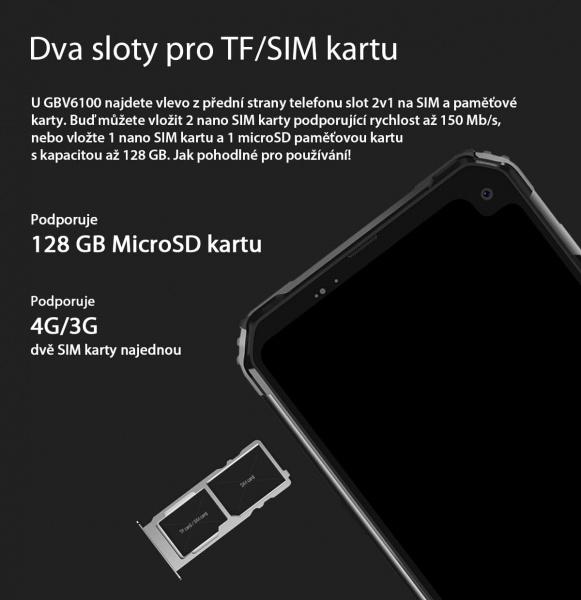 GBV6100 dual SIM