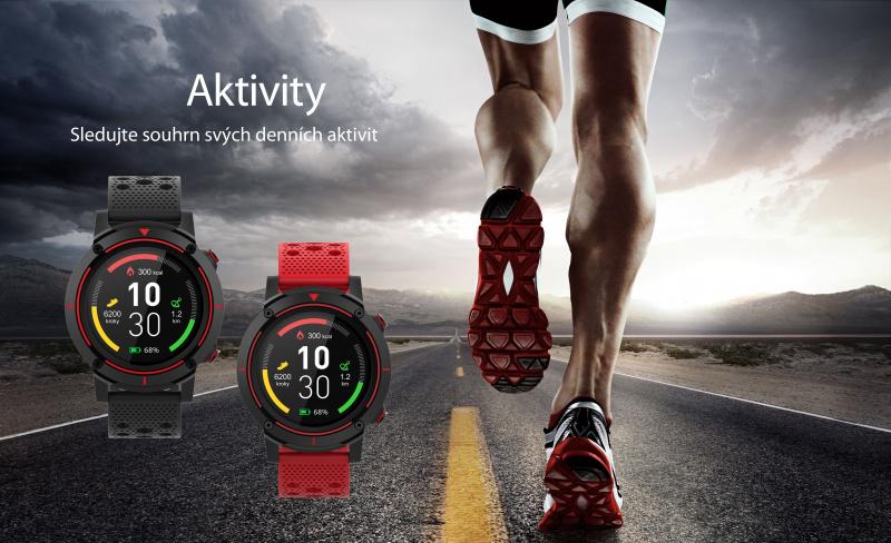 iGET ACTIVE A8 aktivity