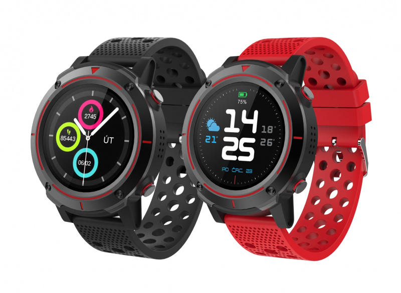 iGE FIT ACTIVE A8 barvy