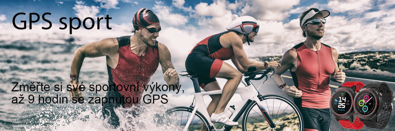 iGET ACTIVE A8 GPS