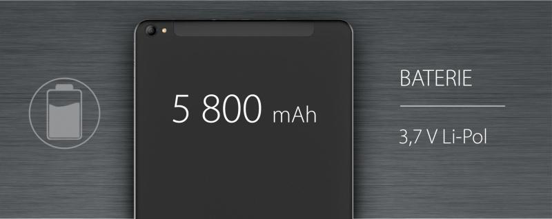 iGET SMART L103 baterie