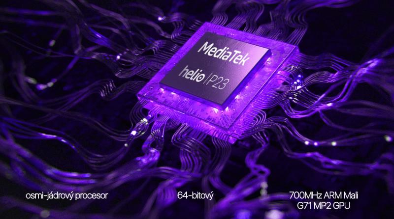 UMIDIGI A5 Pro procesor