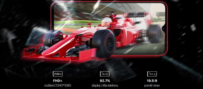 UMIDIFI F1 displej