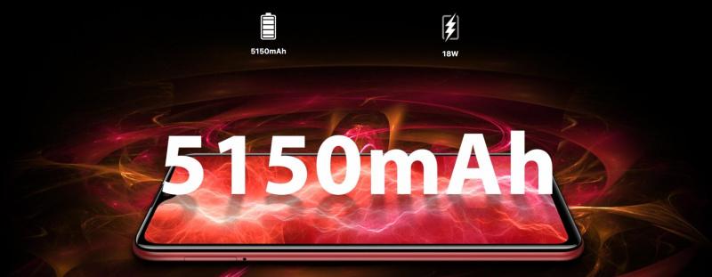 UMIDIGI F1 Play baterie