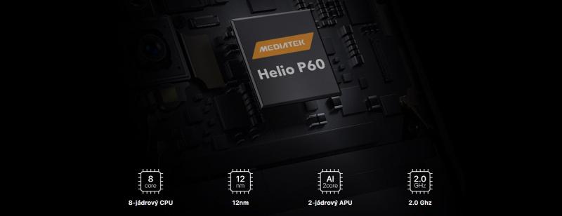 UMIDIGI F1 Play procesor