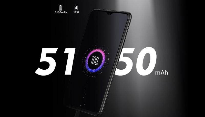 UMIDIGI S3 Pro baterie