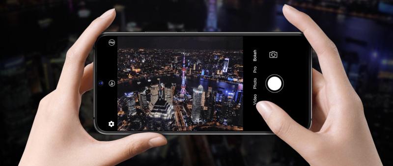 UMIDIGI S3 Pro fotky