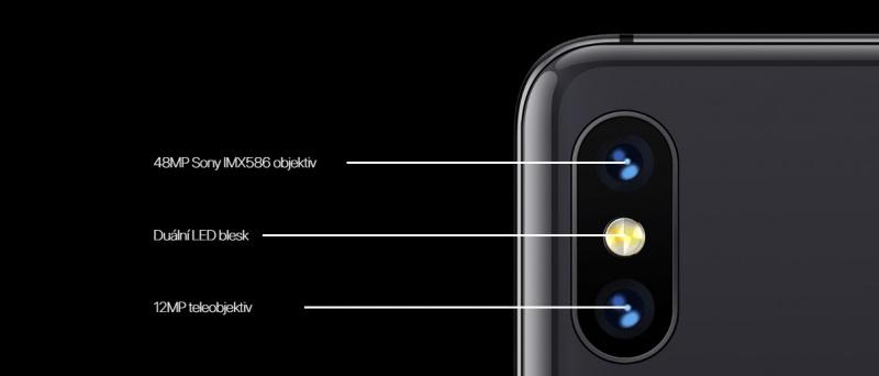 UMIDIGI S3 Pro kamera