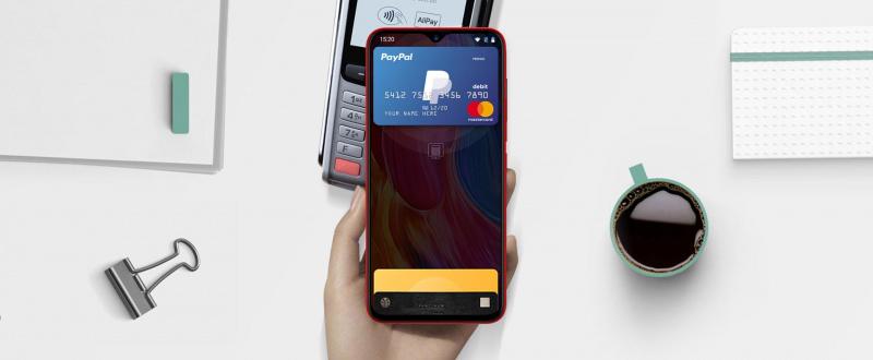 UMIDIGI S3 Pro platby